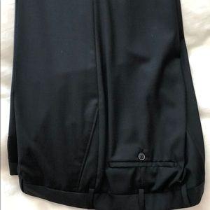 Jos. A. Bank Suits & Blazers - Jos. A Bank Slim Fit Navy Plaid Check Suit